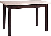 Обеденный стол Мебель-Класс Амадео (венге/дуб шамони) -