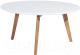 Журнальный столик Signal Milan L1 (белый/дуб) -