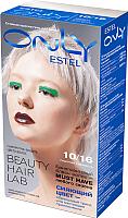 Гель-краска для волос Estel Only 10/16 (светлый блондин пепельно-фиолет.) -
