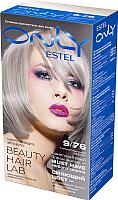 Гель-краска для волос Estel Only 9/76 (блондин коричнево-фиолетовый) -