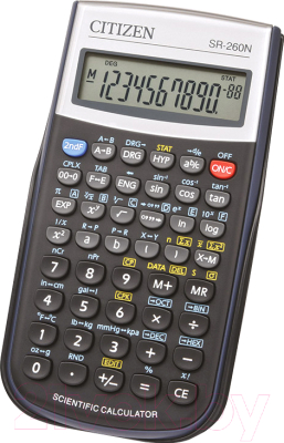 Калькулятор Citizen SR-260 N