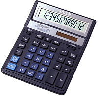 Калькулятор Citizen SDC-888XBL -
