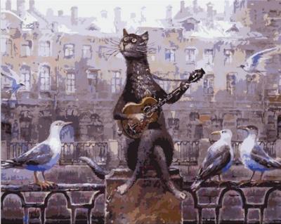 Картина по номерам Picasso Петербургский романс (PC4050299)