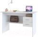 Письменный стол Сокол-Мебель СПМ-07.1 (белый) -