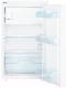 Холодильник с морозильником Liebherr T 1404 -
