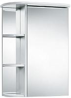 Шкаф с зеркалом для ванной Акваль Эмили 55 / AL.04.55.55.R -