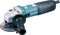 Профессиональная угловая шлифмашина Makita GA5040C -