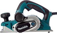 Профессиональный электрорубанок Makita KP0810C -