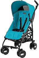 Детская прогулочная коляска Peg-Perego Pliko Mini (Bloom Scuba) -