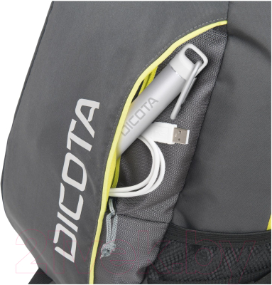 Рюкзак Dicota Power Kit Premium D31121 (серый)