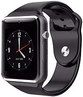 Умные часы Wise A1 (черный/черный) -