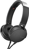 Наушники-гарнитура Sony MDR-XB550AP (черный) -