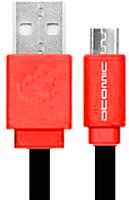 Кабель Atomic LS-03 (черный/красный) -