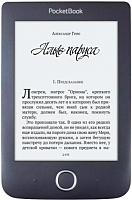 Электронная книга PocketBook Basic 3 / PB614-2-E-CIS (черный) -