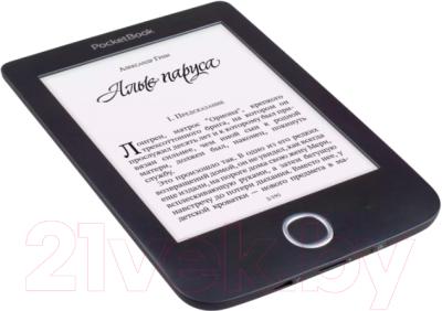 Электронная книга PocketBook Basic 3 / PB614-2-E-CIS (черный)
