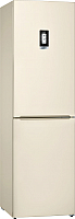Холодильник с морозильником Bosch KGN39VK1MR -