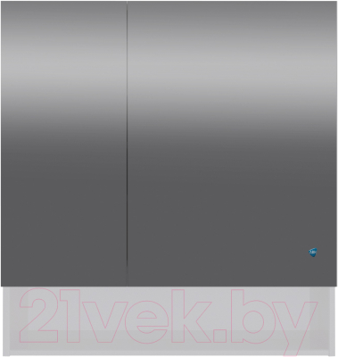Шкаф с зеркалом для ванной АВН Фиджи 80 / 61.32