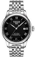 Часы наручные мужские Tissot Le Locle Powermatic 80 T006.407.11.053.00 -