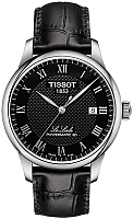 Часы наручные мужские Tissot Le Locle Powermatic 80 T006.407.16.053.00 -