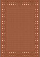Циновка Balta Fondo 4840/012 (140x200, рыжий) -