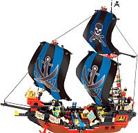 Конструктор Sluban Пиратский корабль / M38-B0128 -