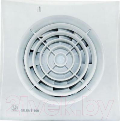 Вентилятор вытяжной Soler&Palau Silent-100 CMZ / 5210400800