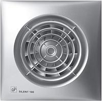 Вентилятор вытяжной Soler&Palau Silent-100 CRZ Silver / 5210416300 -
