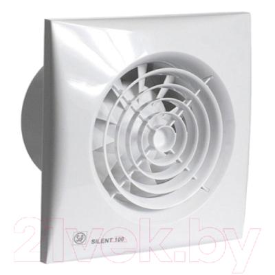 Вентилятор вытяжной Soler&Palau Silent-100 CZ / 5210400700