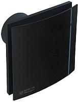 Вентилятор вытяжной Soler&Palau Silent-100 CRZ Black Design - 4C / 5210619600 -