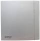 Вентилятор вытяжной Soler&Palau Silent-100 CZ Silver Design Swarowski / 5210622400 -
