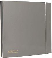 Вентилятор вытяжной Soler&Palau Silent-100 CZ Silver Design - 3C / 5210603400 -
