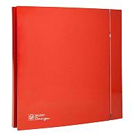 Вентилятор вытяжной Soler&Palau Silent-200 CZ Red Design - 4C / 5210616800 -