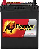 Автомобильный аккумулятор Banner Asia P4025 (40 А/ч) -