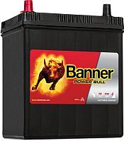 Автомобильный аккумулятор Banner Power Bull P4027 (40 А/ч) -