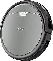 Робот-пылесос iLife A4s (серый металлик) -