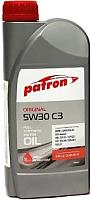 Моторное масло Patron Original 5W30 C3 (1л) -