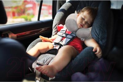 Подушка на шею Roxy-Kids Рогалик / RHP-002 (бежевый)