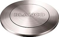 Кнопка управления клапаном-автоматом Blanco PushControl / 233696 (нержавеющая сталь) -