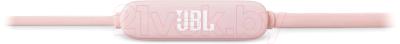 Беспроводные наушники JBL T110BT (розовый)