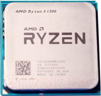 Процессор AMD Ryzen X4 R3-1200 (Box) / YD1200BBAEBOX