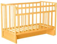 Детская кроватка VDK Magico Mini / Кр1-03м (береза) -