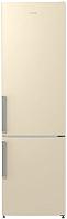 Холодильник с морозильником Gorenje NRK6201GHC -