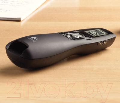 Пульт ДУ для экрана Logitech Wireless Presenter R700 / 910-003506