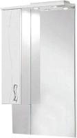 Шкаф с зеркалом для ванной Акватон Дионис М (1A008002DS01L) -
