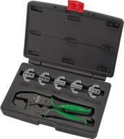 Набор обжимного инструмента Toptul GAAI0605 (6 предметов) -