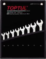 Набор ключей Toptul GPAB0802 (8 предметов) -