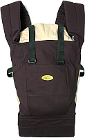 Эрго-рюкзак Selby Freedom (шоколад) -