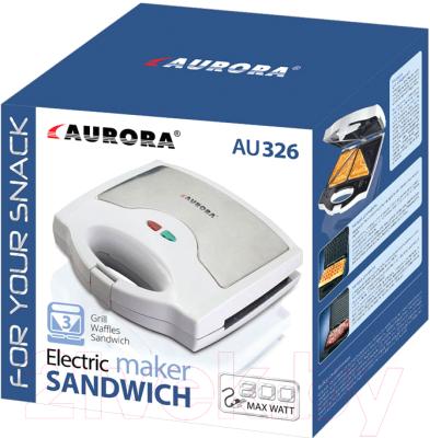 Сэндвичница Aurora AU326