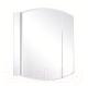 Шкаф с зеркалом для ванной Акватон Севилья 95 (1A125602SE010) -