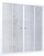 Стеклянная шторка для ванны Triton Риф 170x147.5 -